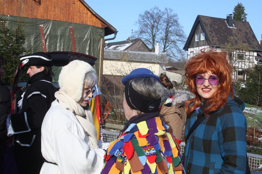 Zoch in Üleberg